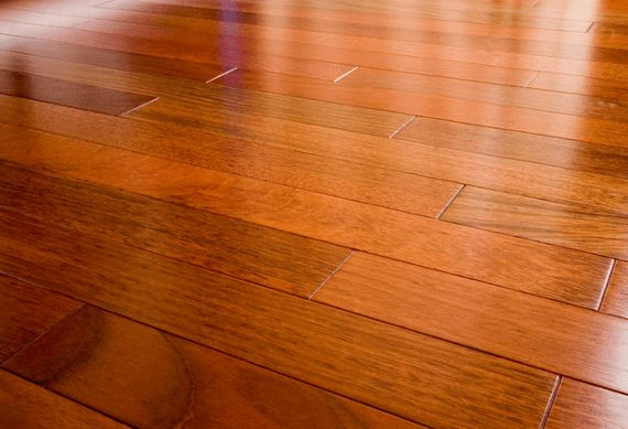 wood floor varnish