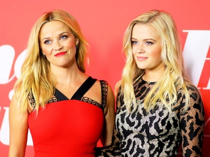 Reese Witherspoon And Look Alike Daughter Ava Work The Red Carpet #AvaWitherspoon, #ReeseWitherspoon celebrityinsider.org #Hollywood #celebrityinsider #celebrities #celebrity #celebritynews
