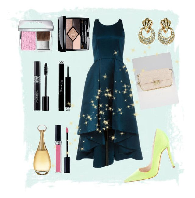 """""""Dior"""" by spookie1 on Polyvore featuring Christian Dior"""