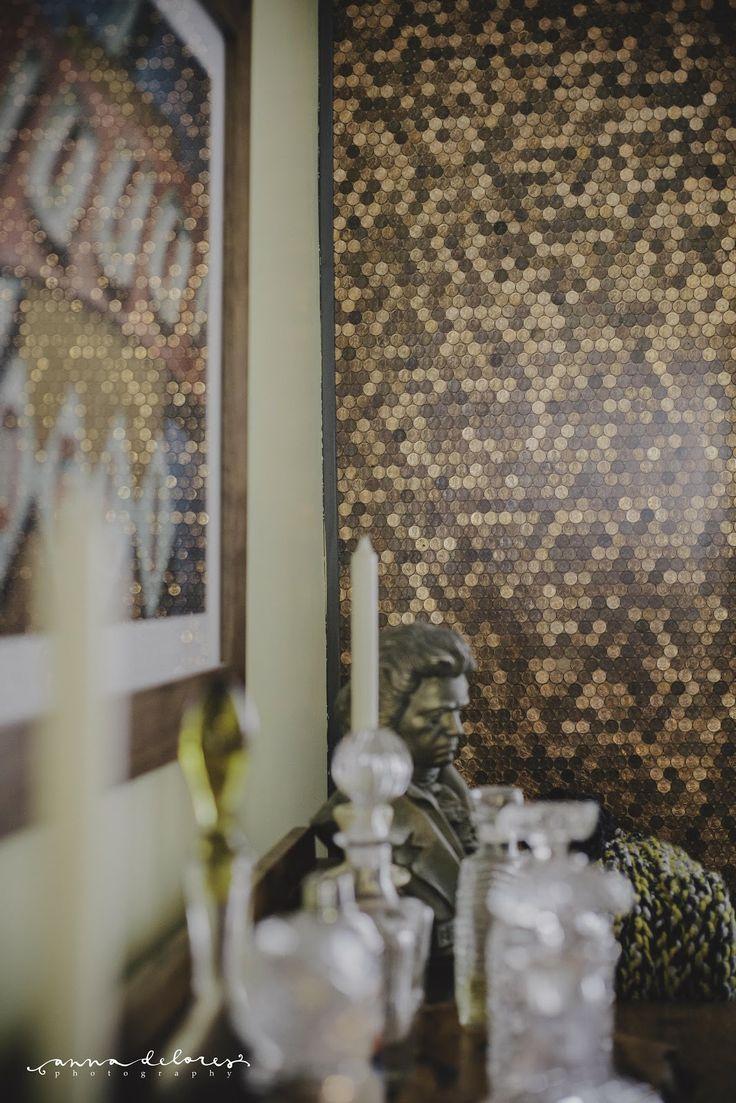 best 10 penny wall ideas on pinterest penny backsplash