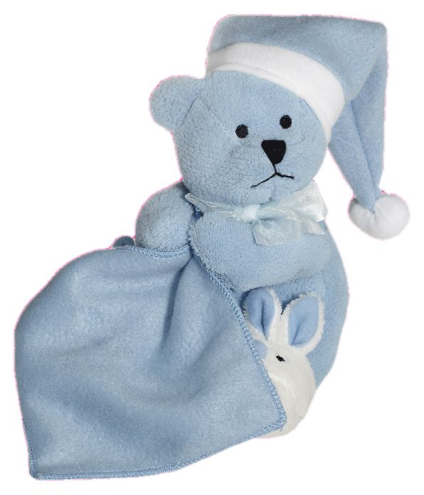 Need something to soothe an upset child, maybe a blankie might help? www.teddybearsandgifts.com.au