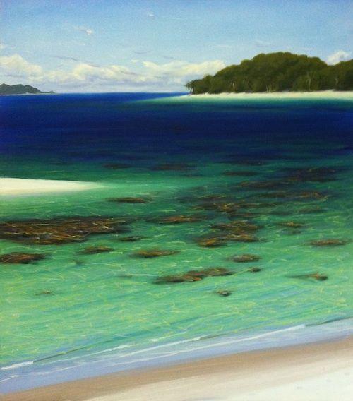simple beach landscape. check out marku0027s new downloadable vlog tutorial simple beach landscape