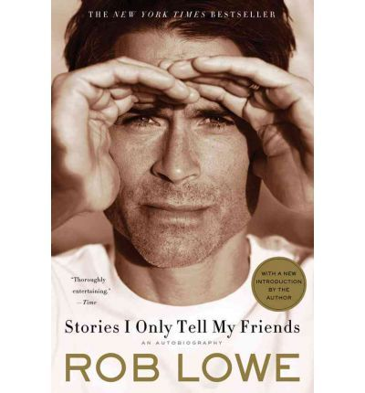 Who doesn't love Rob Lowe??  A teen idol at 15, an international icon and founder of the Brat Pack at 20, and one of Hollywoods top stars to this day, Lowe chronicles his experiences as a painfully misunderstood child actor in Ohio uprooted to the wild counterculture of mid-1970s Malibu, where he embarked on his unrelenting pursuit of a career in Hollywood.