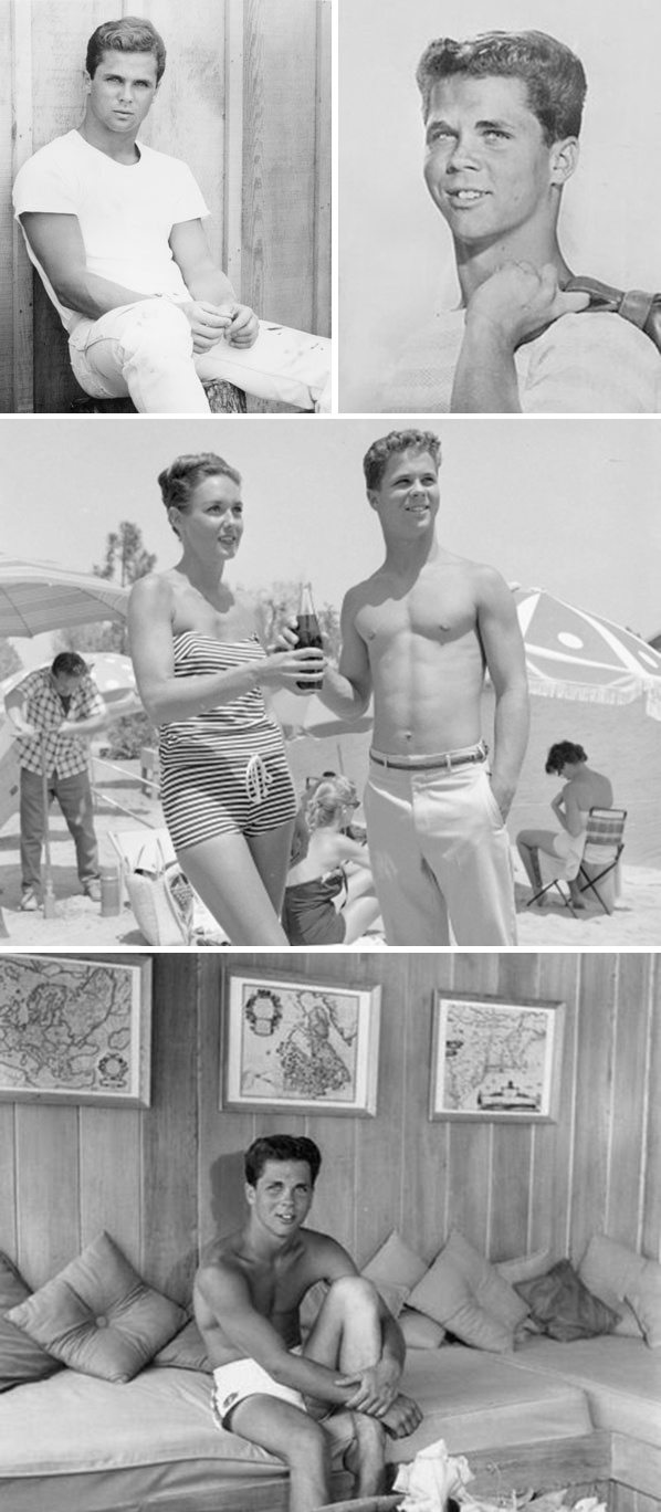 Tony Dow — 'Wally Cleaver' in Leave It to Beaver (1957-58, CBS & 1958-63, ABC)