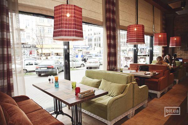 Новое заведение: итальянское кафе для друзей «Руккола» | bit.ua