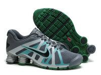 chaussures nike shox roadster homme (gris/bleu) pas cher en ligne.
