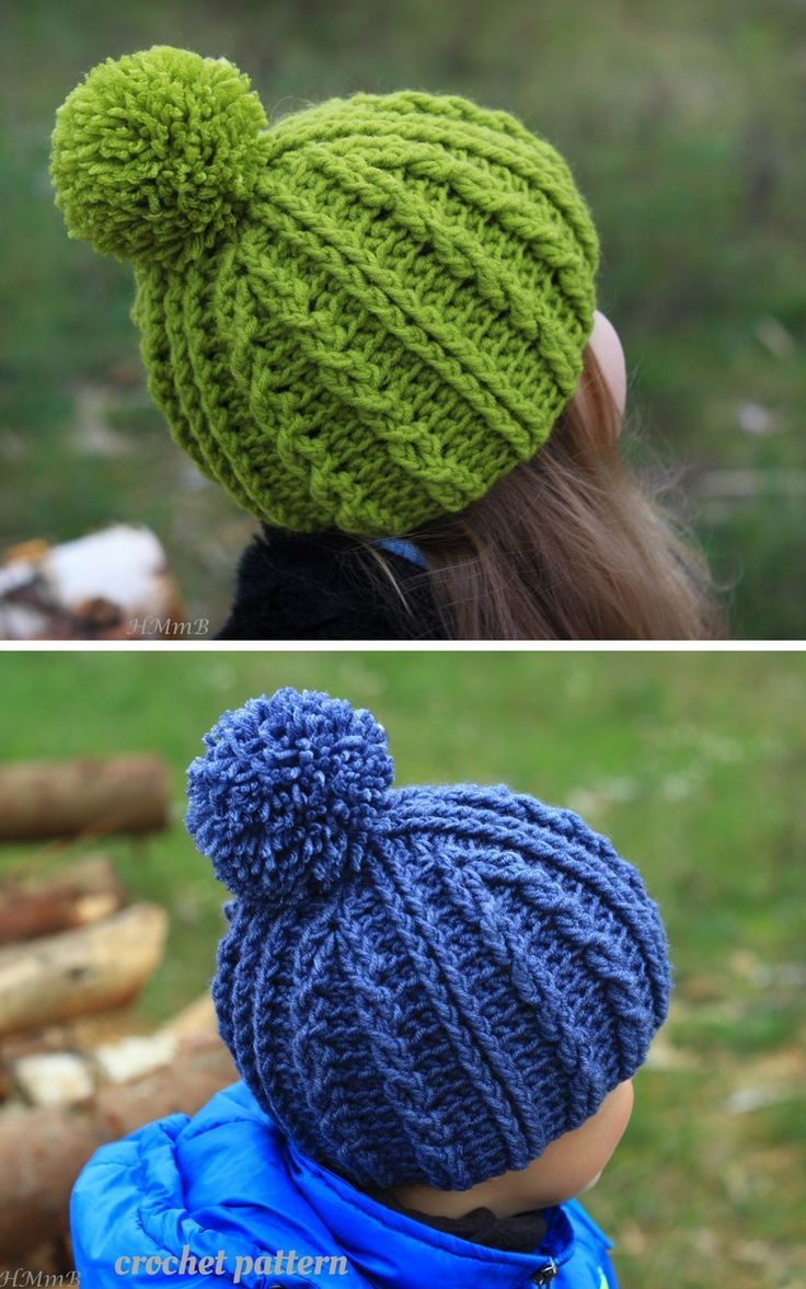Las mejores 32 imágenes de Crochet hats en Pinterest | Sombrero de ...