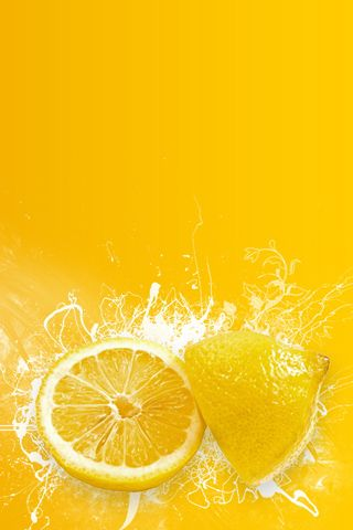 Bright Yellow~