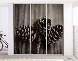 Panel szklany do szafy - zdjęcie od Inoutprint