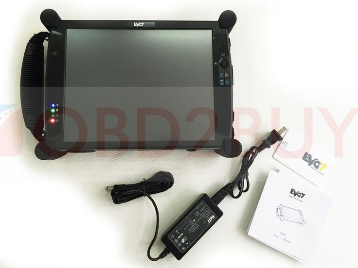 www.OBD2Buy.com EVG7 Diagnostic Controller Tablet PC 4GB DDR
