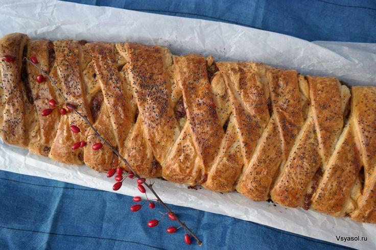 Под Новый год хочется приготовить что‑то запоминающееся, как, например, этот удивительно вкусный мексиканский пирог.     http://amp.gs/zMwk