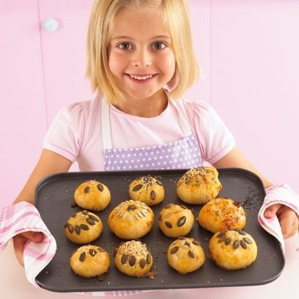 Step by Step Recipes for Kids