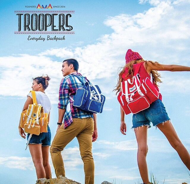 follow this bag! @trooper_official