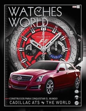 Cars & Watches Avant – Garde Love Affair | Watches World