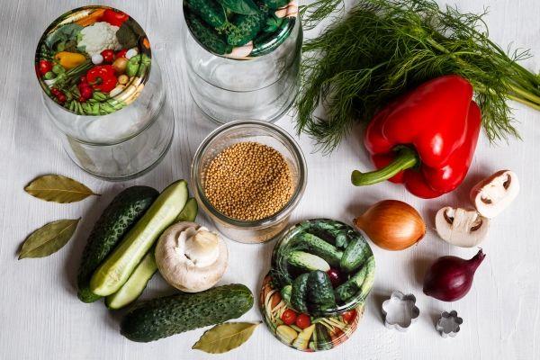 Nejkrásnější zavařená zelenina - decoDoma