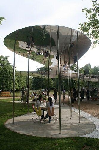 Architect Visit: Serpentine Pavillion by SANAA : Remodelista (妹島):
