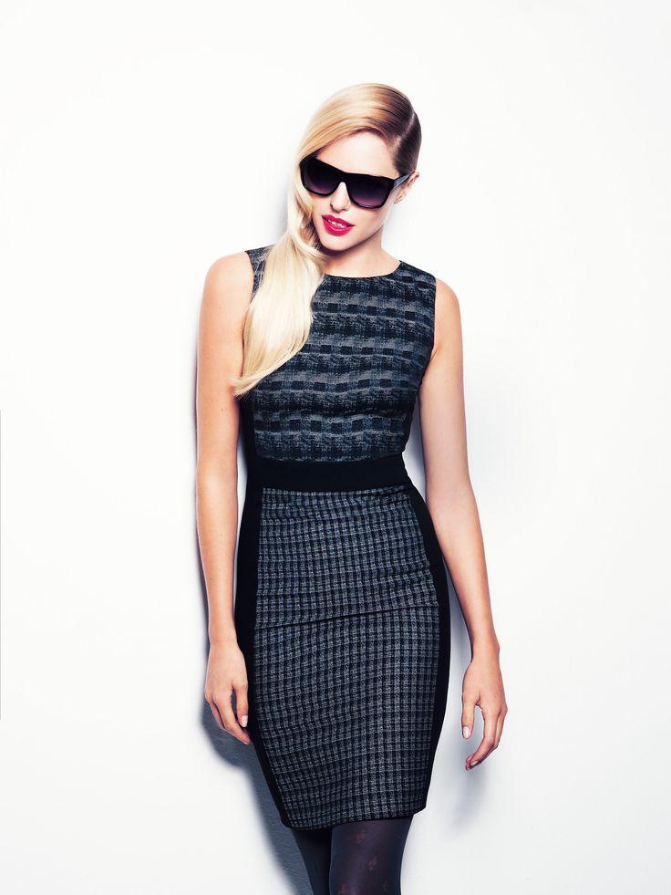 Enrico Coveri Adv Campaign F/W 2013/2014 Photo: Paolo Santambrogio Model: Louise Von Celsing@Next Make up: Luciano Chiarello@Atomo Producer: Press 2