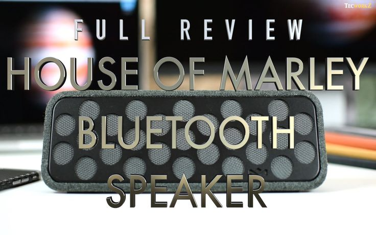 House of Marley Liberate Bluetooth Speaker Full Review