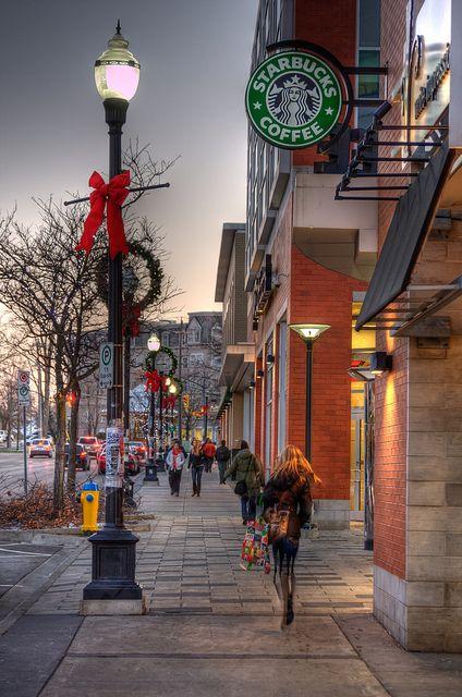 Shopping for Christmas @Debbie Johnston Uptown   Flickr - Photo Sharing!