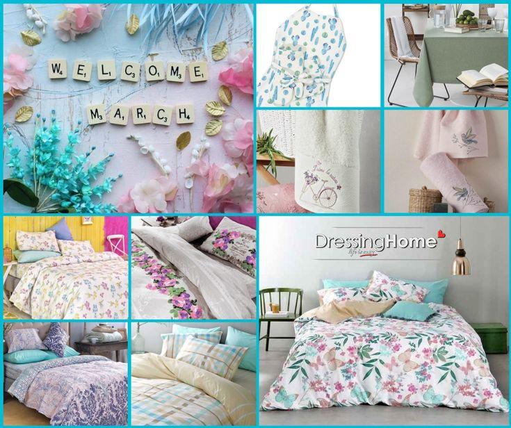 Δώστε μία Ανοιξιάτικη νότα στο σπίτι σας με floral σχέδια και λαχούρια σε έντονους χρωματισμούς, από τα πιο γνωστά brands στον χώρο των λευκών ειδών!!  Δείτε την πρόταση του DressingHome και..καλό Μήνα! 👌🌻🌸🌺🌳🌿  Shop online--> www.dressinghome.com  ↘️Επικοινωνήστε μαζί μας για διαθεσιμότητα  ☎️ Τηλεφωνικές παραγγελίες: 210 3221618  📧 e-mail: info@dressinghome.com  🚚 Δωρεάν μεταφορικά με αγορές άνω των 49€  #dressinghome #spring #march #floral #paisley #hotoffers #offers #specialoffers