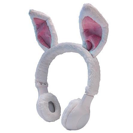 INTERWORKS UNLIMITED INC INTERWORKS UNLIMITED INC 7021 Mix Monster Headphones - Bunny Rabit