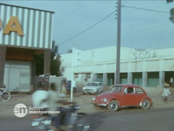 VW Voyou - Jean Rouch - 1973
