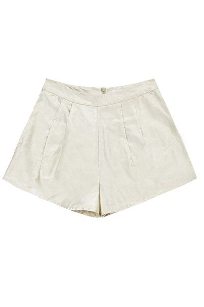 SILK SHORT • GILVER - House Of Cannon