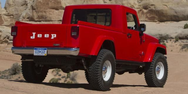 2020 Jeep Gladiator Aka Wrangler Pickup Everything We Know