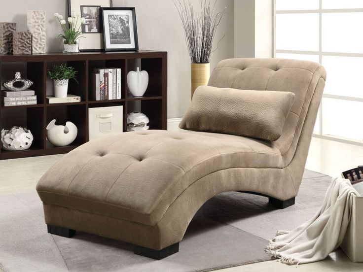 Lounge Comfortably On Thick Padded Seating Covered In The Plush Textured Velvet Of This Modernly Elegant Chaise By Coaster Furniture