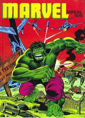 Marvel Annual 1976