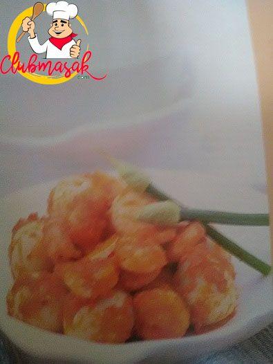 Resep Sambal Goreng Udang Telur Puyuh, Resep Masakan Sehari-Hari, Club Masak