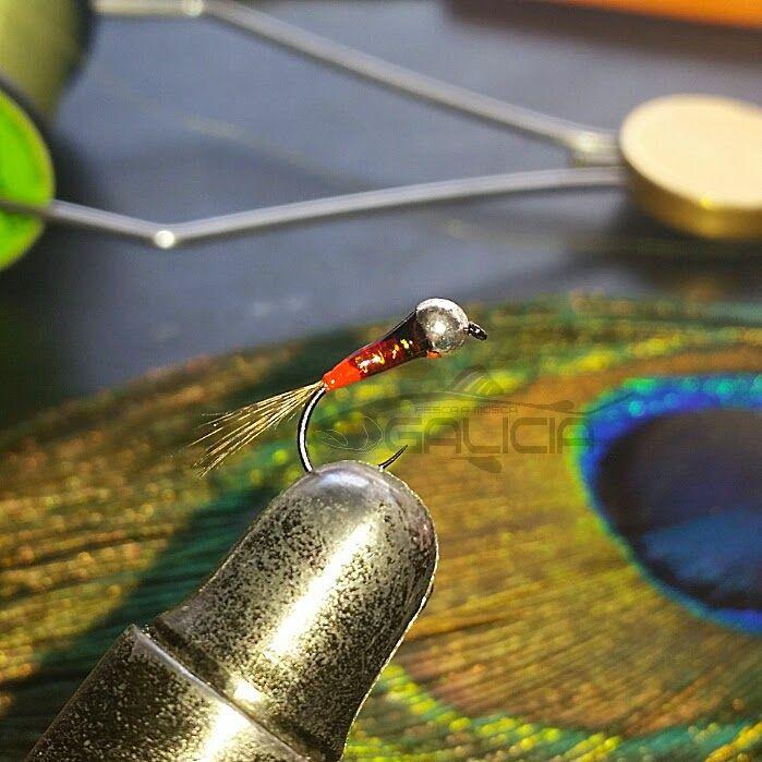 Pesca a Mosca Galicia.: La Pesca a Ninfa. Segunda Parte, indicadores, cañas y patrones de ninfas.