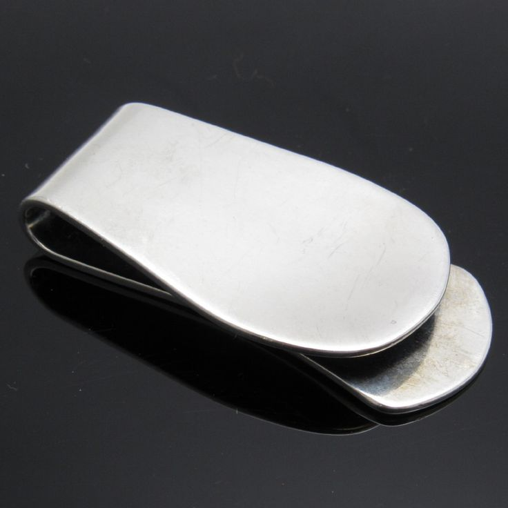 James Avery Sterling Money Clip