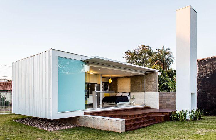 Alex Nogueira Rezende: Residência, Campo Grande - Arcoweb