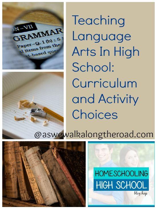 creative writing curriculum high school homeschool