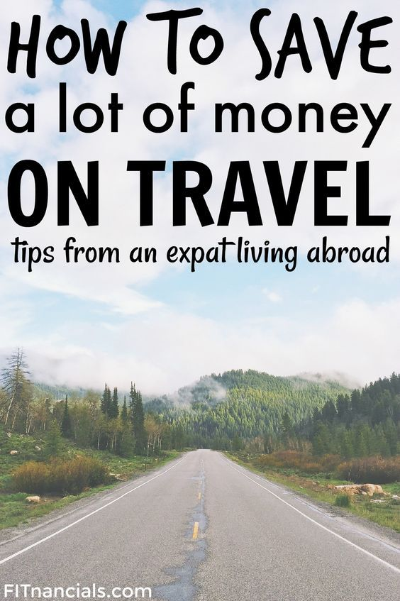 Find out how to save money for travel on a tight budget. This is such a great list!