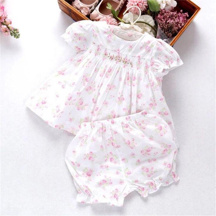 BabyPrem PREEMIE MICRO Baby Clothing Girls Dress Little Bird Dresses 1-7lb
