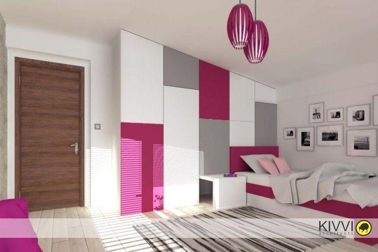 Detská izba, Podzámčok - Projekty   Kivvi architects