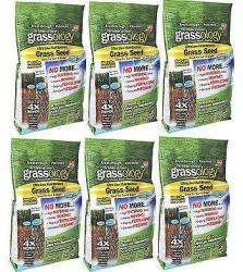 Grassology Grass Seed 3-lb. Bag 6-Pack for $22  free shipping #LavaHot http://www.lavahotdeals.com/us/cheap/grassology-grass-seed-3-lb-bag-6-pack/179300?utm_source=pinterest&utm_medium=rss&utm_campaign=at_lavahotdealsus