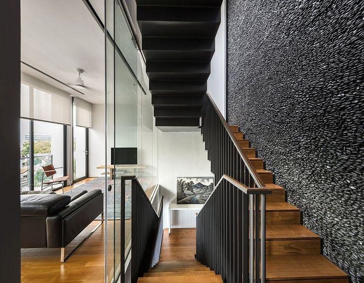 Superb Singapuru0027da Muhteşem Triplex Villa · Home Design BlogsTreppenstufenArchitekturdetailsHaus  Der ArchitekturModerne ...