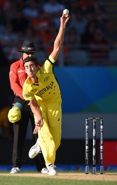 Mitchell Starc suffers stress fracture-Dr. Parekh = Cricketer Mitchell Starc with a stress fracture in his foot. Typically takes four to eight weeks RTP. Depending on location…..