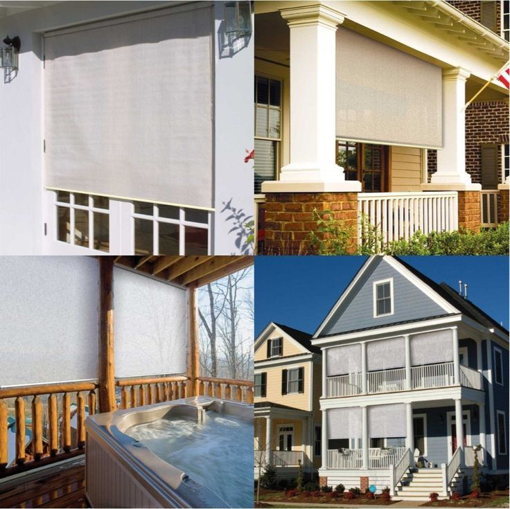 20 best Exterior Shades images on Pinterest | Exterior shades ...