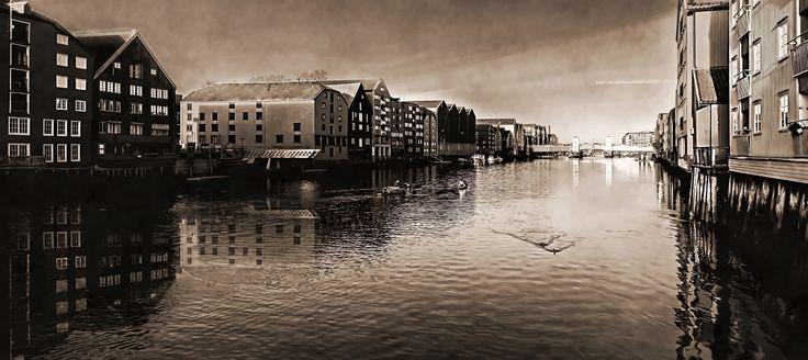 Trondheim Norway by Aziz Nasuti on 500px