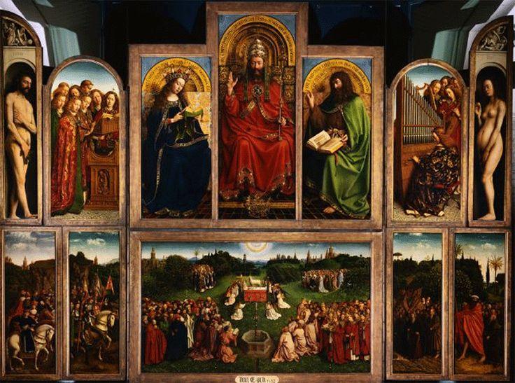 ghent altarpiece - Google Search