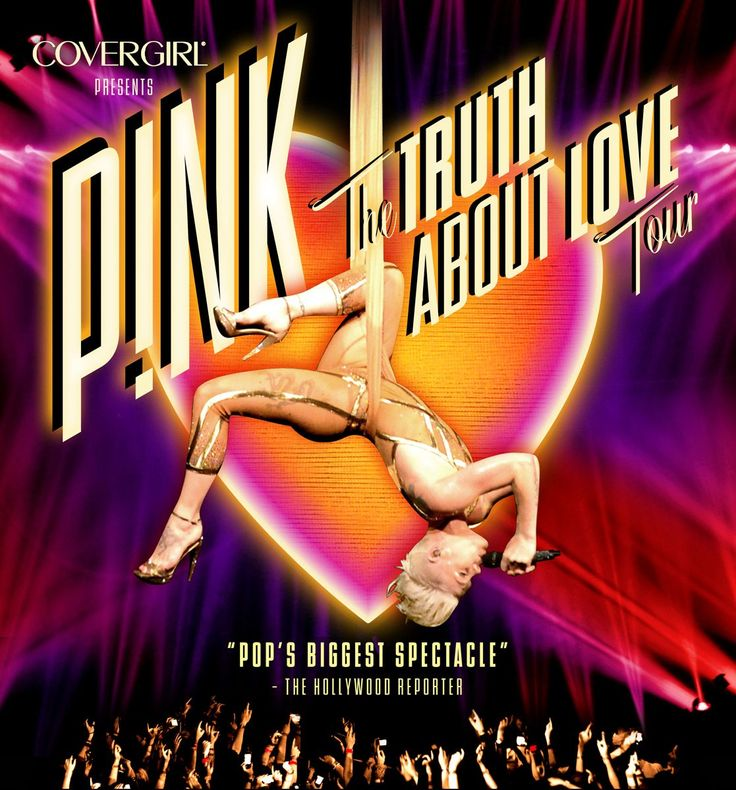 Pink The Truth About Love Tour, 2013.