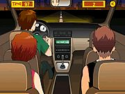 Taxi Kissing Flash Game | Play Free Fun Cab Games Online