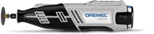 The Dremel 8200 is the most powerful cordless multitool for the more demanding DIY'er.