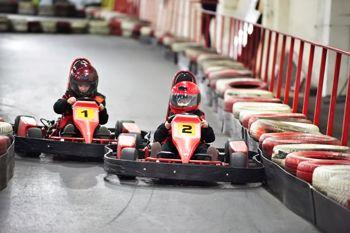 High Voltage Indoor Karting   Go Karting Near Me in Cleveland   Pricing & Registration
