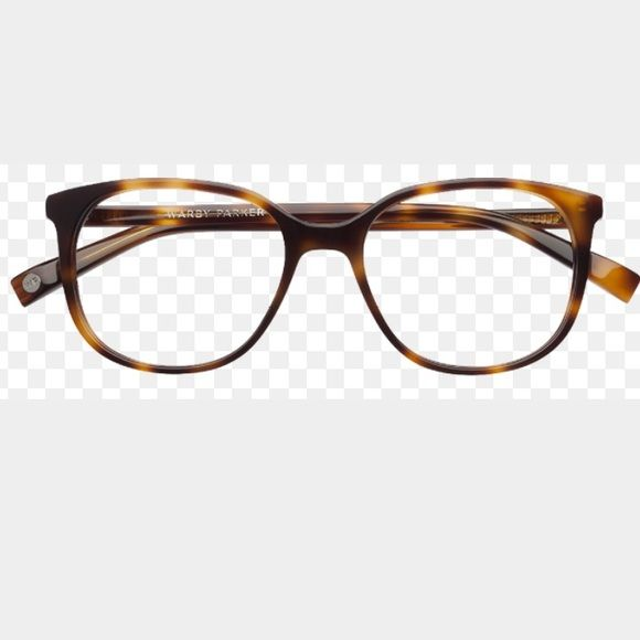 Warby Parker glasses Laurel in oak barrel . Good condition ...