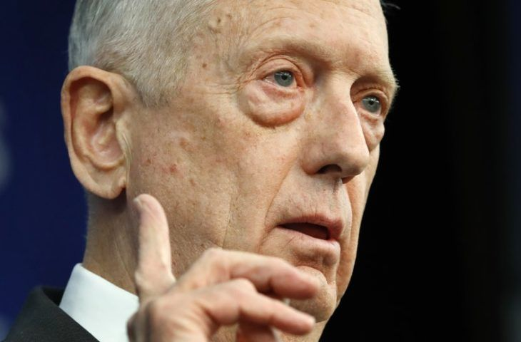 Defense Secretary Mattis Crushes Chuck Schumer For Choosing Illegals Over Our Own Troops